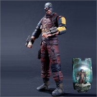 Batman Arkham City Series 4 Deadshot Figure