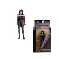 Dc Comics Super Villains Superwoman Action Figure