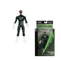 Dc Comics Super Villains Power Ring Action Figure