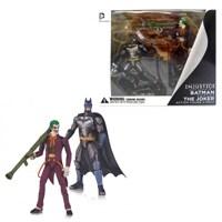 Injustice Batman & Joker 2'Li Figür Seti