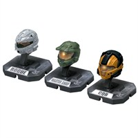 Halo Helmet 3 Packs Set 3