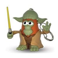 Star Wars: Mini Potato Head Yoda Keychain
