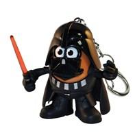 Star Wars: Mini Potato Head Darth Vader Keychain
