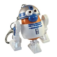 Star Wars: Mini Potato Head R2-D2 Keychain