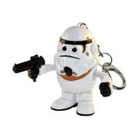 Star Wars: Mini Potato Head Stormtrooper Keychain