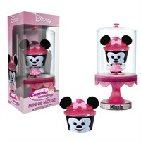 Minnie Cupcake Keepsake Mini Cupcake Kabı Figür