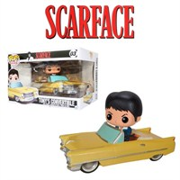 Funko Scarface Car POP