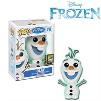 Frozen: Olaf Glow İn The Dark Pop! Vinyl Figure