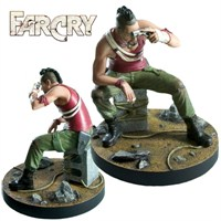 Far Cry 3 Vaas Montenegro Statue