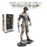 Splinter Cell Blacklist Sam Fisher Statue