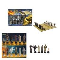 Lord Of The Rings Satranç Seti 3D Chess