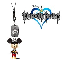 Kingdom Hearts Avatar Vol.3 King Mickey Strap Anahtarlık