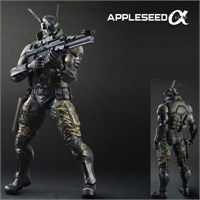 Appleseed Alpha Play Arts Kai Briareos Hecatonchires