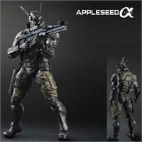 Appleseed Alpha Play Arts Kai Briareos Hecatonchires