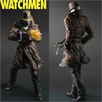 Watchmen Play Arts Kai Rorschach Action Figure