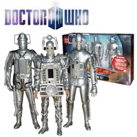 Doctor Who: Age Of Steel Cyberman Set Of 3 Figures