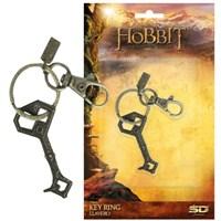 The Hobbit Thorin Erebor Key Snap Keychain Anahtarlık