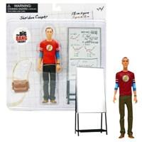 Big Bang Theory Sheldon Cooper Flash Figure 18 Cm