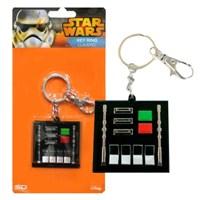 Star Wars: Darth Vader Control Panel Keychain Anahtarlık