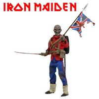 Iron Maiden Trooper Clothed Action Figure