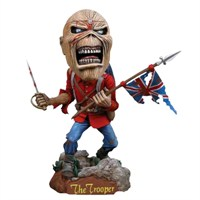Iron Maiden Eddie Trooper Head Knocker