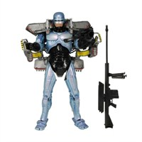 Robocop Ultra Deluxe Figure With Jetpack