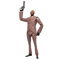 Team Fortress Series 3 Red Spy Figür
