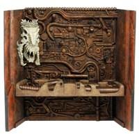 Predator Wall Trophy Diorama