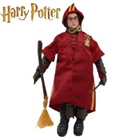 Harry Potter Doll İn Quidditch Robes