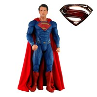 Superman Man Of Steel 1/4 Scale Action Figure