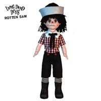 Living Dead Dolls Yaşayan Ölü Bebekler Rotten Sam