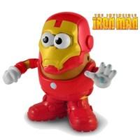 Mr. Potato Head Iron Man Bay Patates Kafa