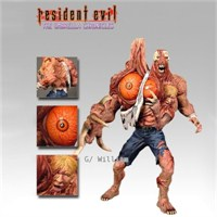 Resident Evil Statue G William Birkin Figür