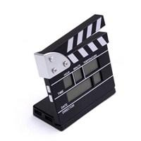 Film Çekim Tahtası Saat & Usb Çoklayıcı
