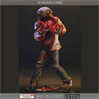 Half Life 2: Headcrab Zombie Figür Limited Edition 50 Cm