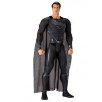 Superman Man Of Steel Siyah Kostümlü Dev Figür 80 Cm
