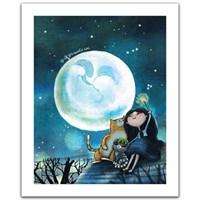Pintoo Yıldızlı Gece - 500 Parça Puzzle