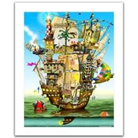 Pintoo Nuh'un Gemisi -500 Parça Puzzle