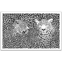 Pintoo İmkansız Puzzle Leopar - 1000 Parça Puzzle