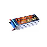 Gens Ace 2200Mah 11.1V 55C 3S1p Lipo Batarya