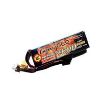 Gens Ace 2600Mah 7.4V 2S1p (Rx) Lipo Batarya