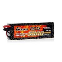 Gens Ace 5000Mah 7.4V 40C 2S1p Hardcase Lipo Batarya