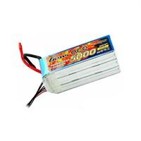 Gens Ace 5000Mah 22.2V 60C 6S1p Lipo Batarya