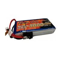 Gens Ace 5000Mah 7.4V Rx/Tx 2S1p Lipo Batarya