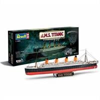 100 Years R.M.S Titanic 1/400