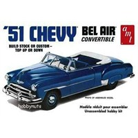 1951 Chevy Convetible 1/25