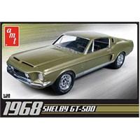 1968 Shelby Gt500 (1/25 Ölçek)