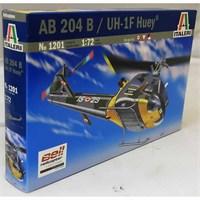 Ab-204B/Uh-1F (1/72 Ölçek)