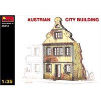 Austrian City Building (Ölçek1:35)