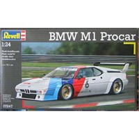 Bmw M1 Procar (1/24 Ölçek)